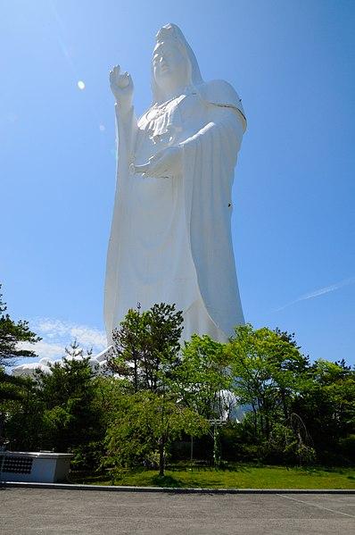 Sendai Daikannon, Japan