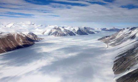 Antarctica Desert Region
