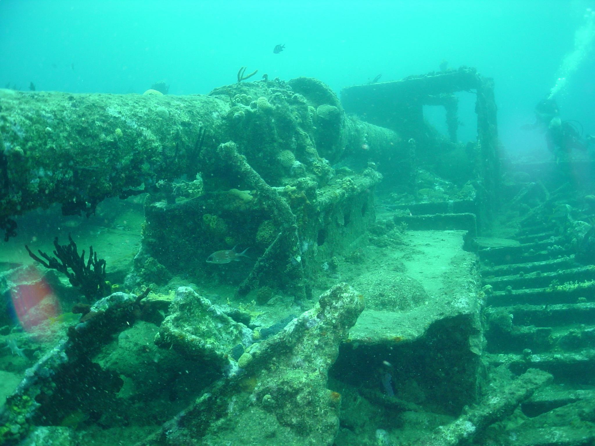 Mysterious Underwater Cities