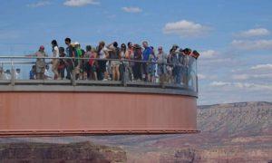 Grand Canyon Skywalk, USA