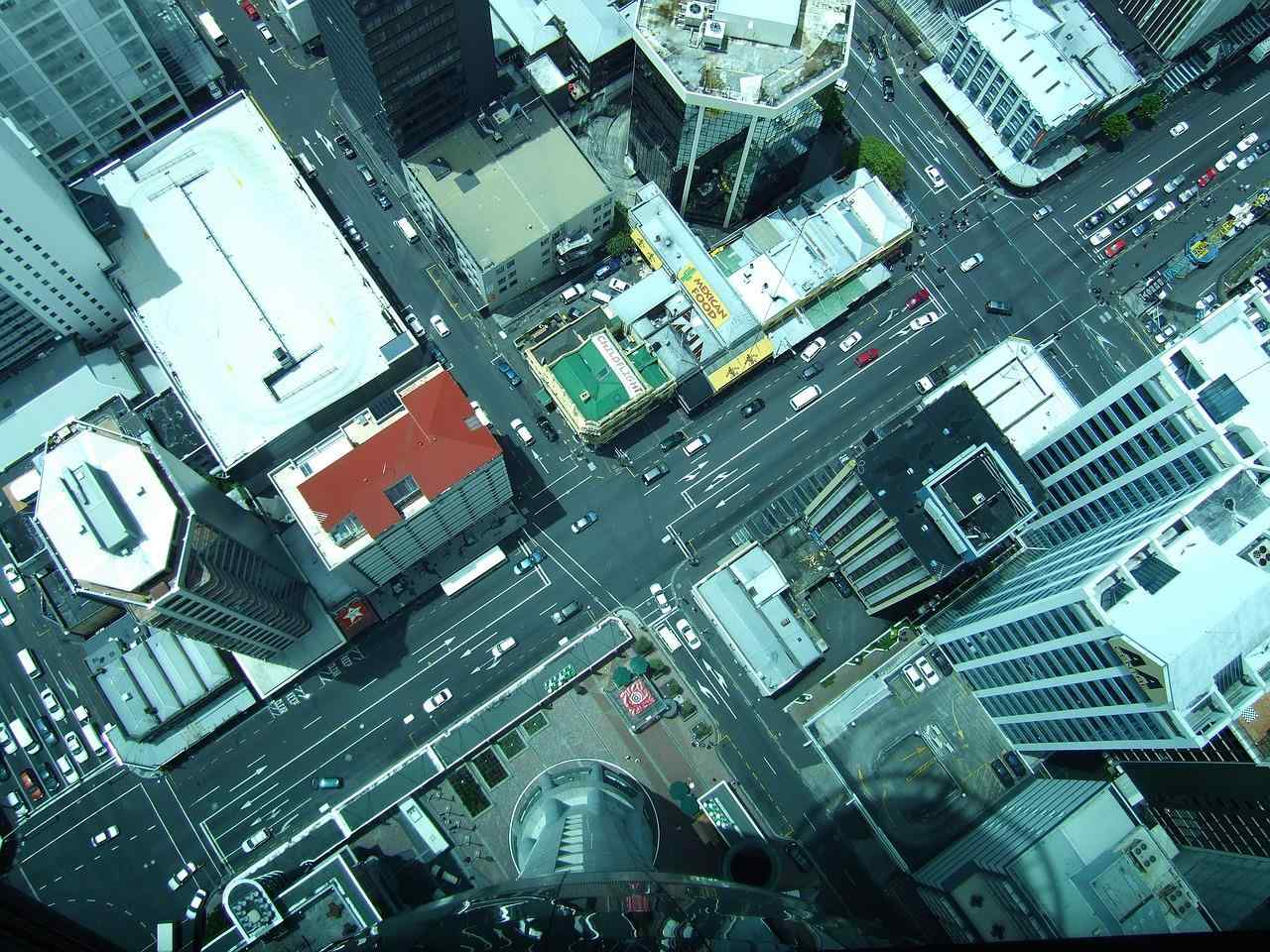 Sky Tower, New Zealand