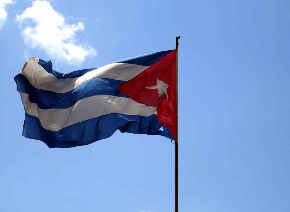 Cuba National Flag