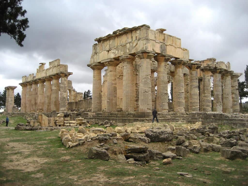 Monuments Destroyed By War