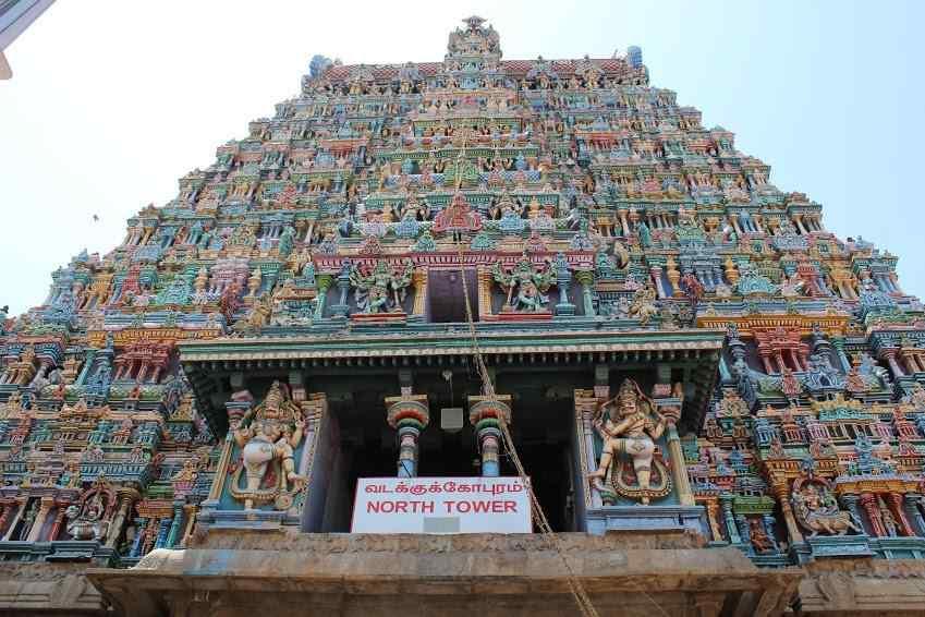 Meenakshi Amman Temple, Tamil Nadu