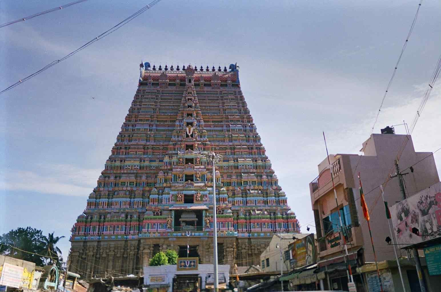 Sri Ranganathaswami Temple, Tamil Nadu