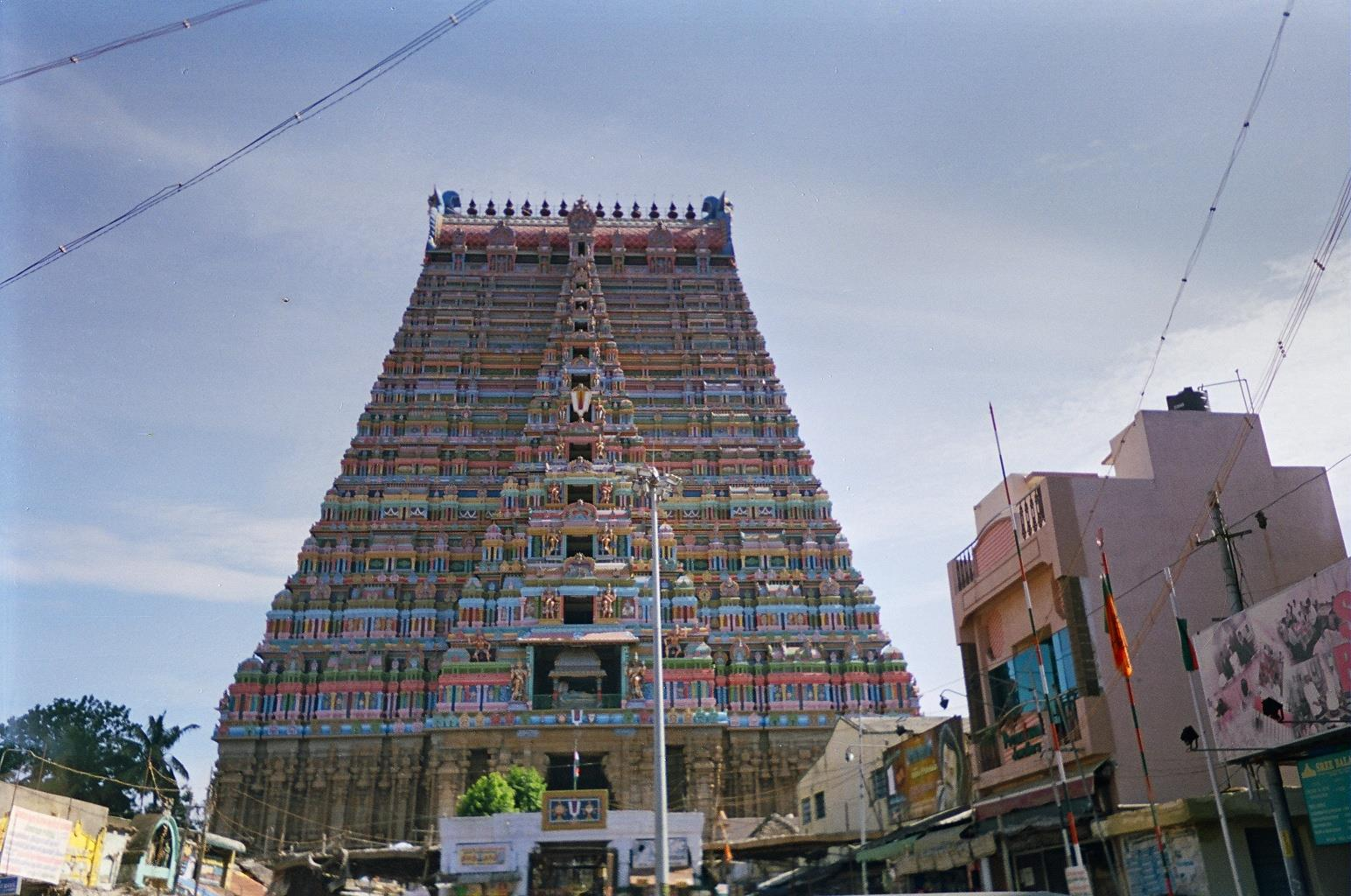 largst Hindu Temple in the world