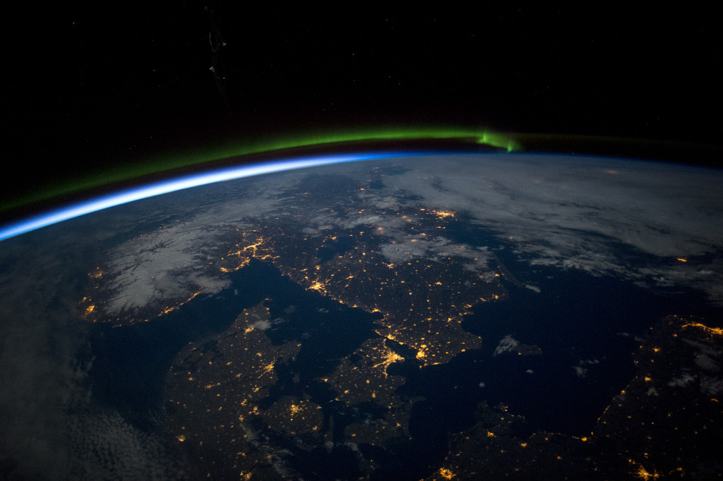 international space station from earth to current transportation - photo #43