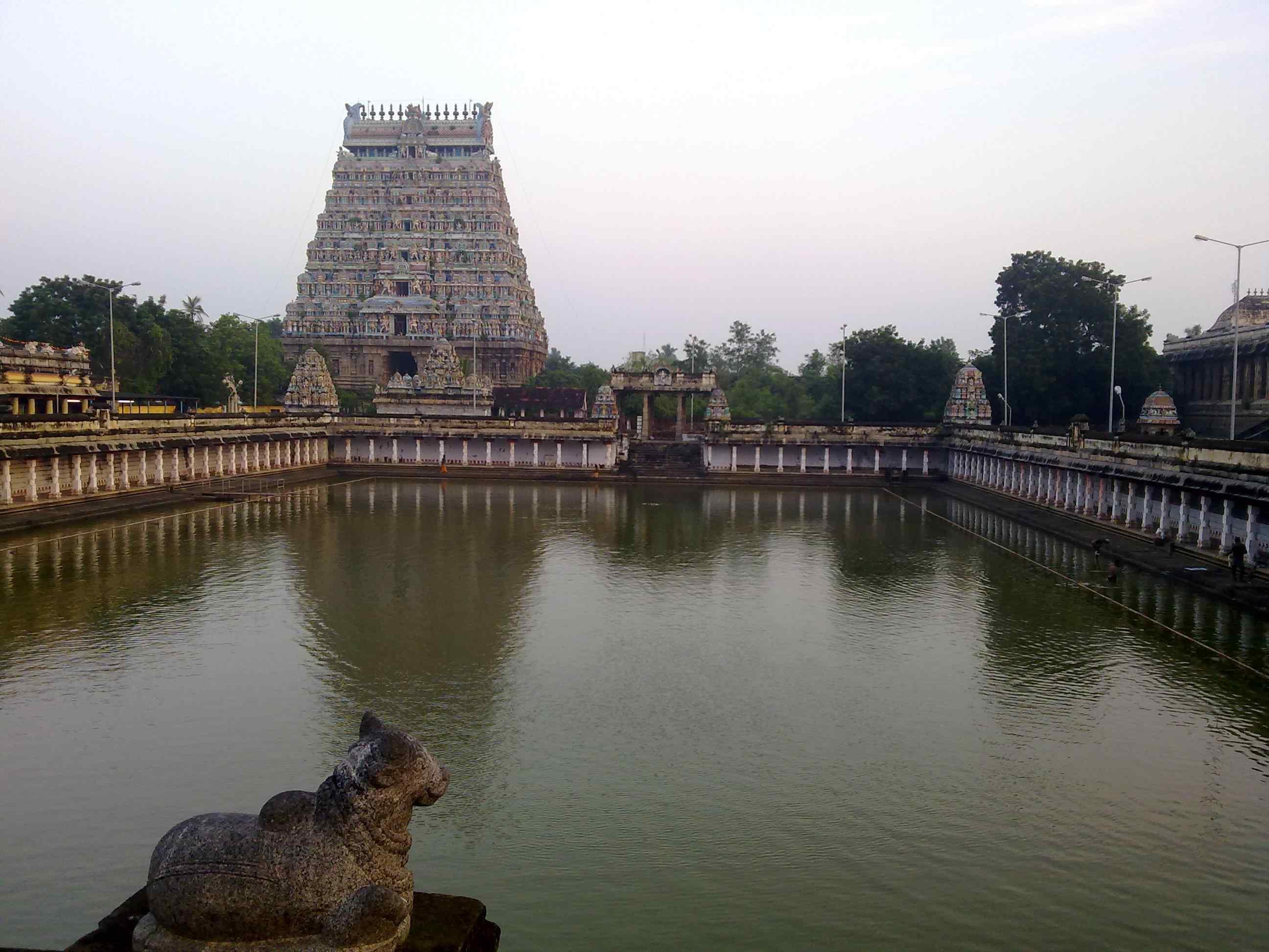 Thillai Nadaraja Temple, Tamil Nadu