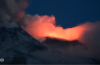 Mount Etna Sicily most active volcano erupted yesterday on the southern Italian island of Sicily
