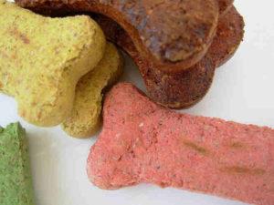 homemade puppy treats
