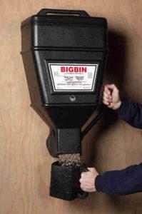 Kane Wall Mounted 40lb Pet Dog Animal Canine Food Dispenser