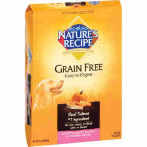 natures recipe grain free
