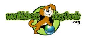 worlds best dog food logo