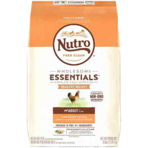 NUTRO Lite and weight management adult dry dog food
