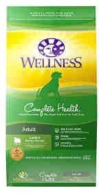 Best dog food for dachshunds: Wellness Complete Recipe