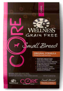 Wellness Grain free