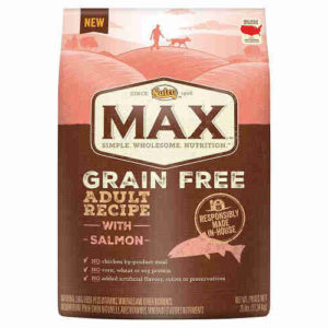 nutro max adult dry dog food