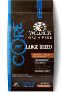 wellness core large breed