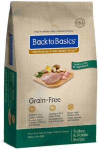 Back to Basics Grain-Free Dry Dog Food