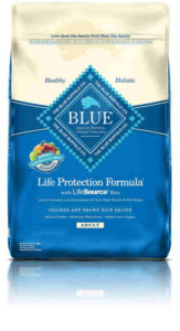 Blue Buffalo Adult Life Protection Dry Dog Food Formula