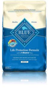 Blue Buffalo Adult Life Protection Dry Dog Food Formula