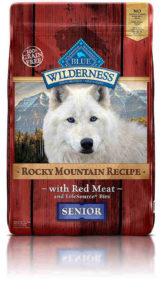 Blue Buffalo Wilderness Rocky Mountain Recipe Dry Senior Dog Food