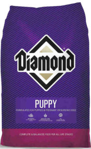 Diamond Chicken Flavor Dry Dog Food for Puppy