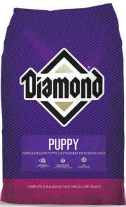 Diamond Chicken Flavor Dry Dog Food for Puppy