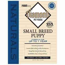 Diamond Pet Foods Diamond Naturals Small Breed Puppy