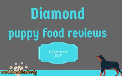 Diamond puppy food reviews