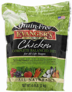 Evanger's Grain-Free Chicken with Sweet Potato Dry Dog Food