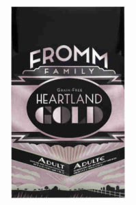 Fromm Family Foods 727065 12 lb Heartland Gold Grain Free Adult