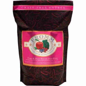 Fromm Family Foods Grain Free Pork & Peas 12 lb Dry Dog Food