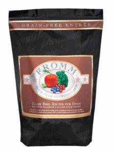 Fromm Four Star Grain Free Dry Dog Food, Game Bird Recipe