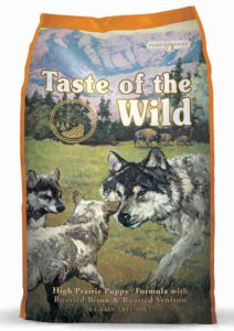 High Prairie Puppy Formula with Roasted Bison and Roasted Venison