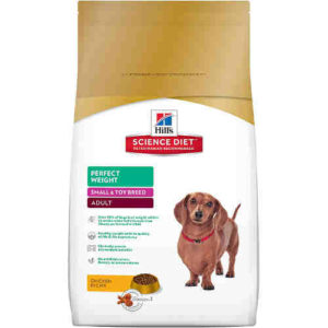 Hill's Science Diet Dry Dog Food (Small and Toy Breed)