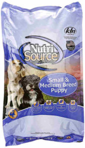 Nutri Source Small & Medium Puppy - Chicken & Rice