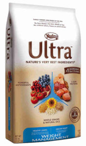 Nutro Ultra Weight Management Dry Dog Food Review