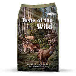Pine Forest Canine Formula with Venison and Legumes