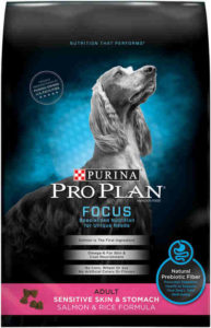 Purina Pro Plan Focus Dry Adult Dog Food, Sensitive Skin and Stomach Formula
