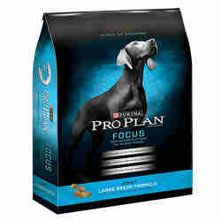Purina Pro Plan Focus Large Breed Formula Dry Dog Food
