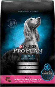 Purina Pro Plan Focus Sensitive Skin & Stomach Salmon & Rice Formula Dry Dog Food