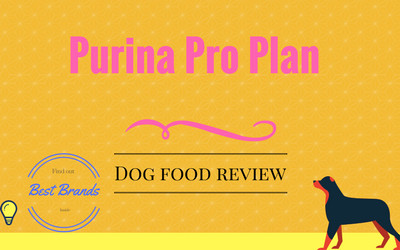 Purina Pro Plan dog food review
