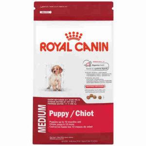 Royal Canin Puppy Dry Dog Food, Medium