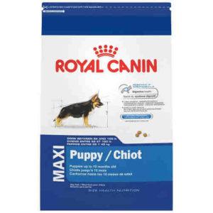 Royal Canin Size Health Nutrition Maxi Puppy Dry Dog Food
