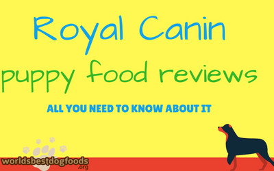 Royal Canin puppy food reviews
