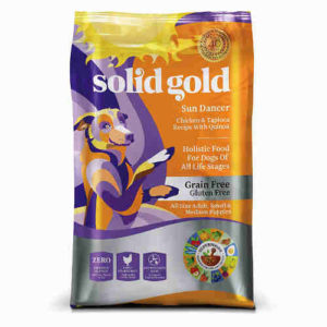Solid Gold Holistic Dry Dog Food