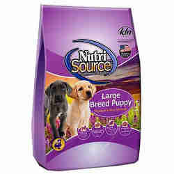 TUFFY'S PET FOOD 131115 Nutri Large Breed Chicken-Rice Puppy Food