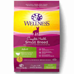 Wellness Complete Health for Small Breeds