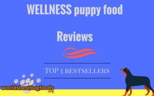 Wellness puppy food reviews